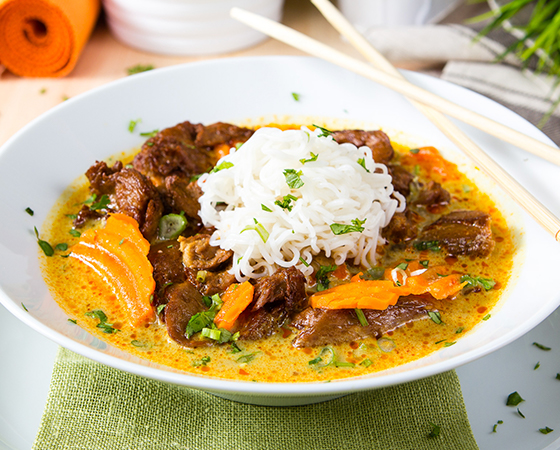 TKO Curry Soup